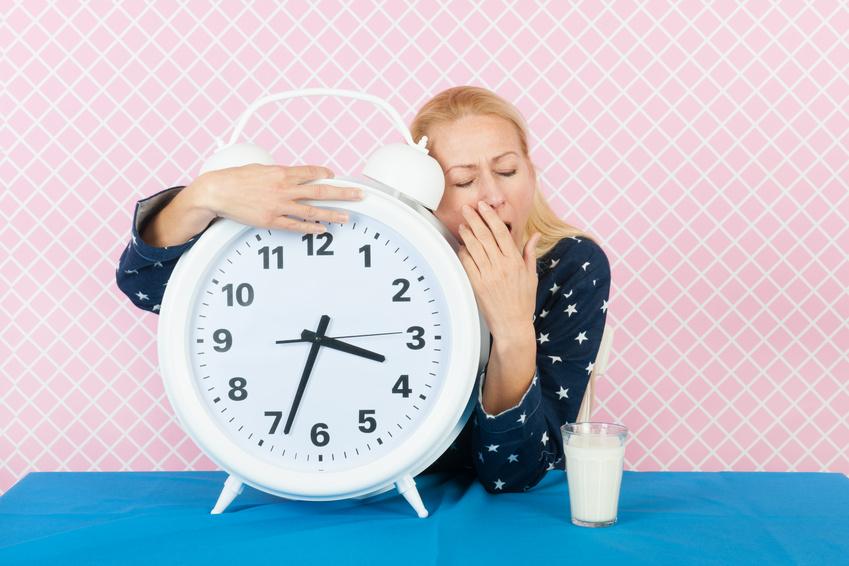 insomnie à la ménopause