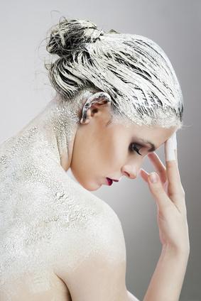 argile pour les cheveux