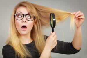 les huiles essentielles pour soigner les cheveux