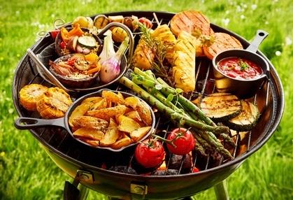 aliments minceur pour barbecue