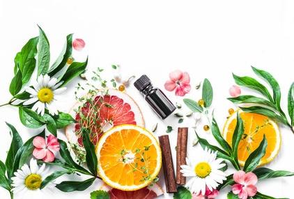 les huiles essentielles anti-cellulite
