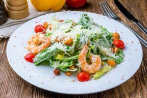 recettes de salades minceur