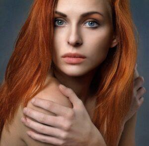 cheveux-roux