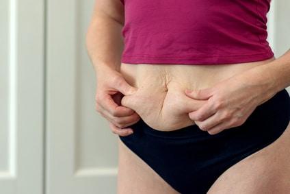 vaincre la cellulite sur le ventre