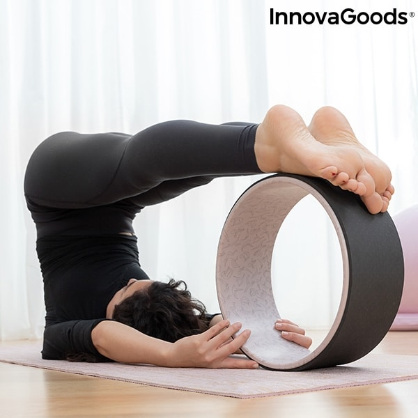 roue de yoga posture
